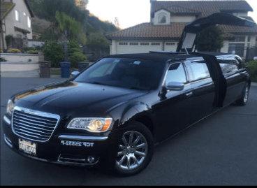 luxury event limo